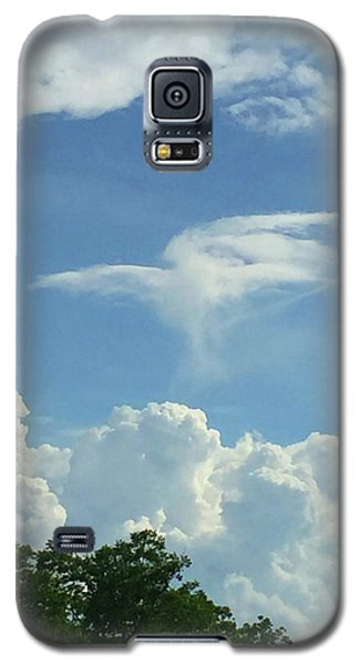 Angel Cloud Appears  Galaxy S5 Case