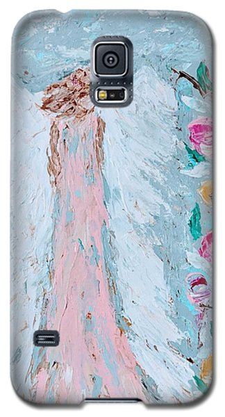 Angel For Childbirth And Galaxy S5 Case