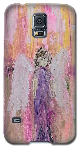 Angel In  Paradise Galaxy S5 Case