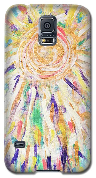 Angel In The Garden Galaxy S5 Case