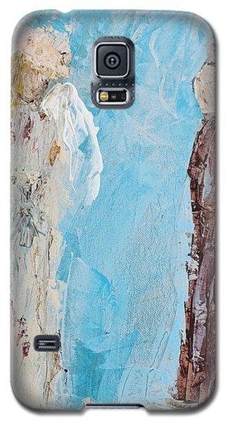 Angel Of Wisdom Galaxy S5 Case