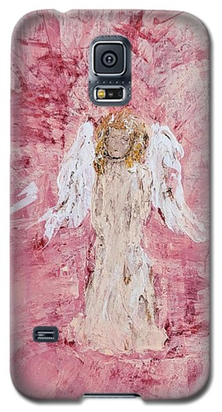 Angel Was Lost But Now Is Found  Galaxy S5 Case