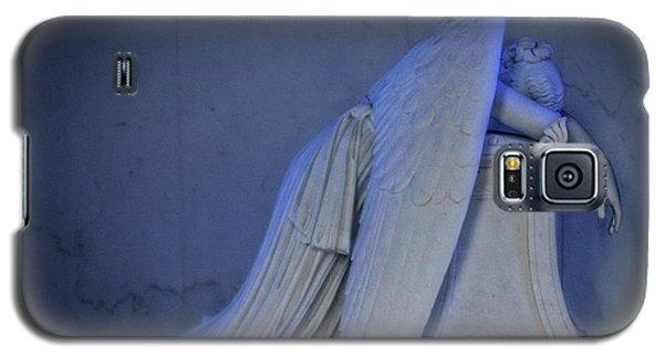 Angel Weeping Galaxy S5 Case