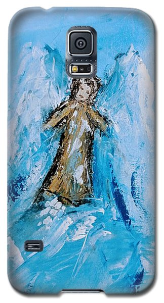 Angel With A Purpose Galaxy S5 Case