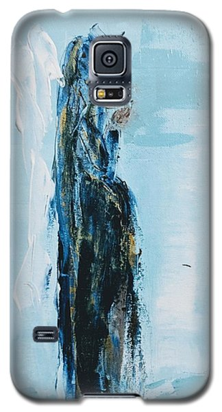 Angel With Child Galaxy S5 Case
