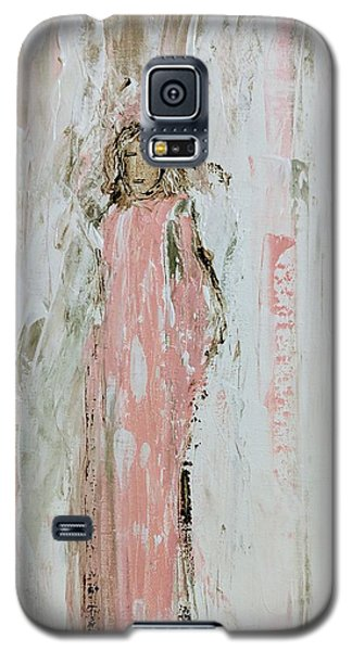 Angels In Pink Galaxy S5 Case