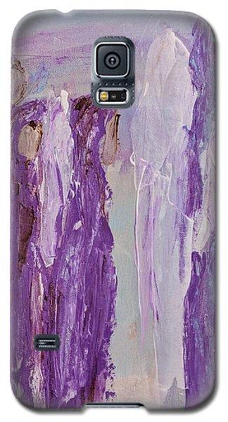 Angels In Purple Galaxy S5 Case