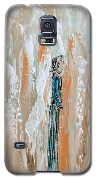 Angels In The Midst Of Every Day Life Galaxy S5 Case