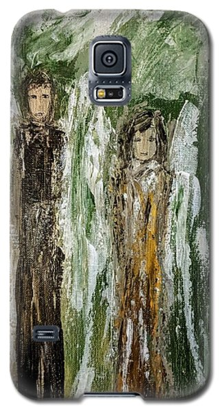 Angels For Support Galaxy S5 Case