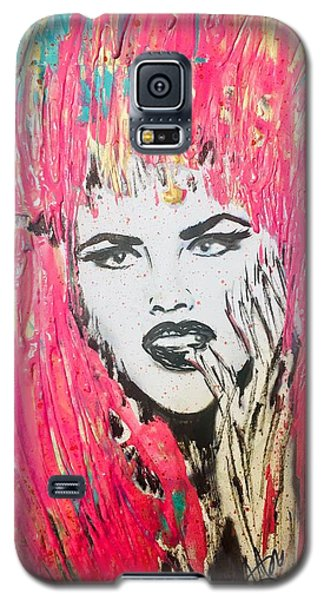 Anna Nicole Galaxy S5 Case