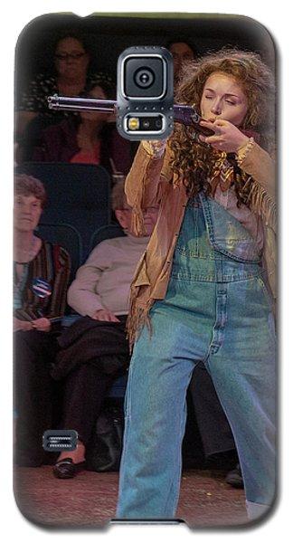 Annie Got Her Gun Galaxy S5 Case