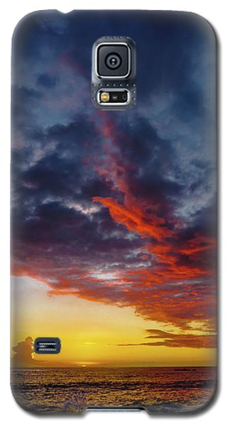 Another Colorful Sky Galaxy S5 Case