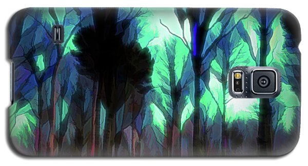 Another World - Forest Galaxy S5 Case