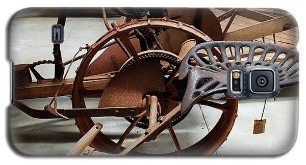 Antique Tractor Seat Galaxy S5 Case