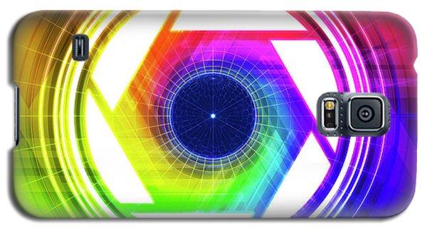 Aperature Galaxy S5 Case