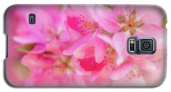 Apple Blossom 5 Galaxy S5 Case