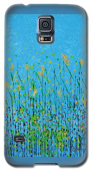 April Galaxy S5 Case