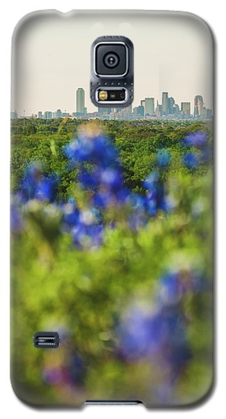 April In Dallas Galaxy S5 Case