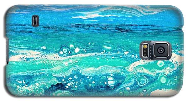 Aqua Seafoam Galaxy S5 Case