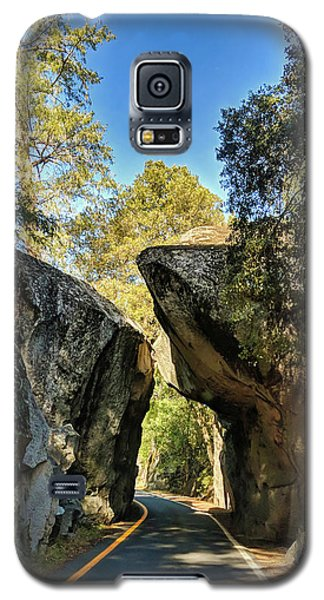 Arch Rock Entrance Galaxy S5 Case