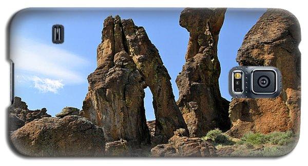 Arches Hoodoos Castles Galaxy S5 Case