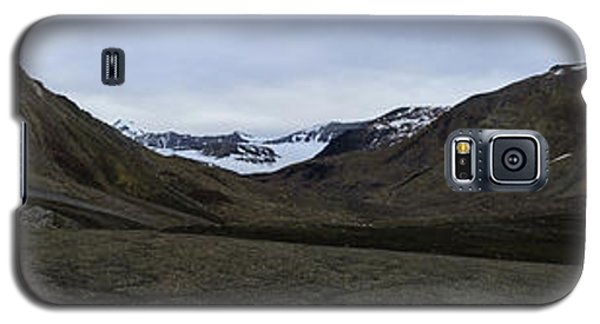 Arctic Mountain Landscape Galaxy S5 Case