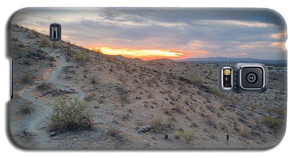 Arizona Desert Galaxy S5 Case