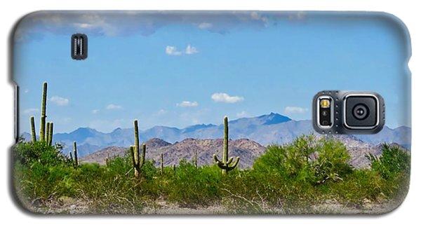 Arizona Desert Hidden Valley Galaxy S5 Case