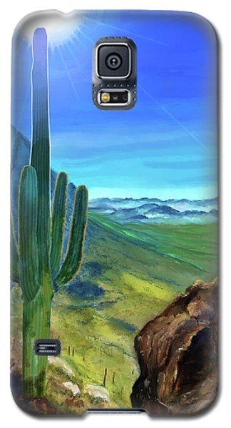 Arizona Heat Galaxy S5 Case