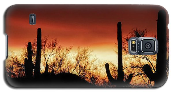 Arizona Monsoon Sunset 2019 Galaxy S5 Case