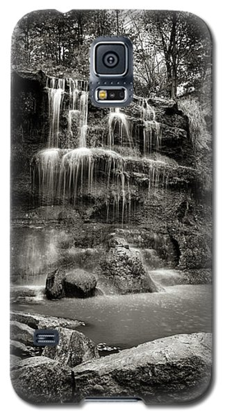 Rock Glen Falls Galaxy S5 Case