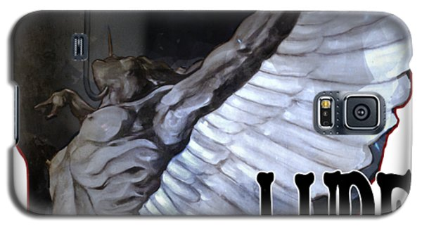 arteMECHANIX 1915 LURE GRUNGE Galaxy S5 Case