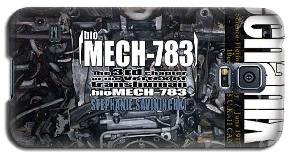 arteMECHANIX 1917 BioMECH-783 GRUNGE Galaxy S5 Case