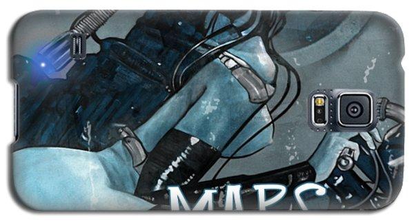 arteMECHANIX 1926 MARS IN FURS GRUNGE Galaxy S5 Case