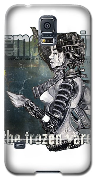 arteMECHANIX 1930 The FROZEN YARD GRUNGE Galaxy S5 Case