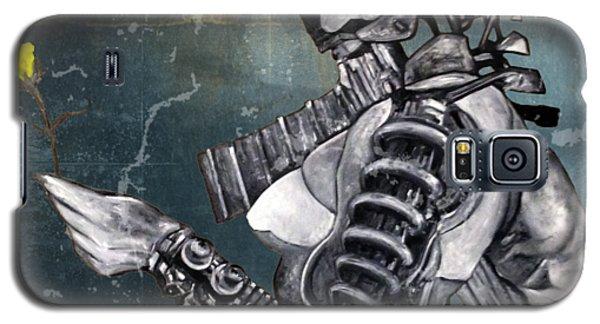 arteMECHANIX 1930 The FROZEN YARD GRUNGE Galaxy S5 Case