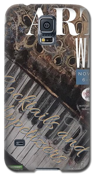 Artwalk Art Show Scottsdale  Galaxy S5 Case