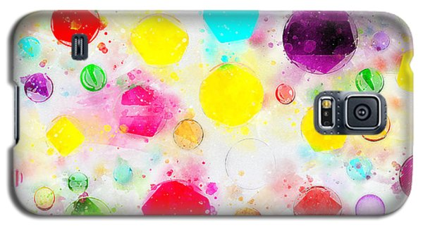 Rejoice And Take \courage/ Galaxy S5 Case