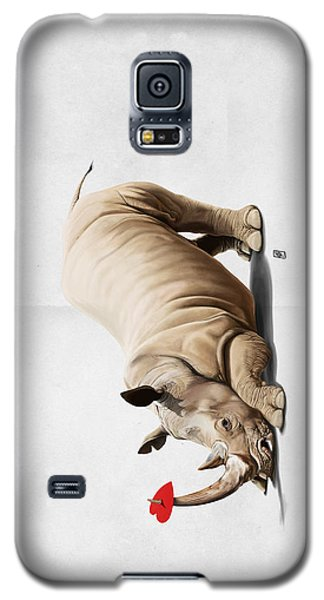 Horny Wordless Galaxy S5 Case
