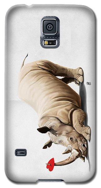 Horny Wordless Galaxy S5 Case