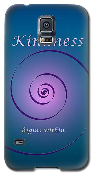 Kindness Galaxy S5 Case