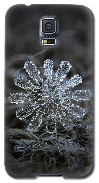 December 18 2015 - Snowflake 3 Galaxy S5 Case