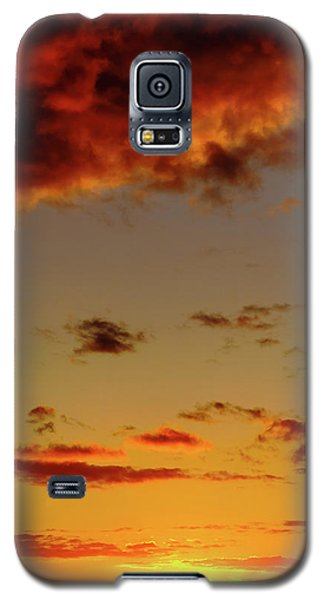 As The Sun Touches Galaxy S5 Case