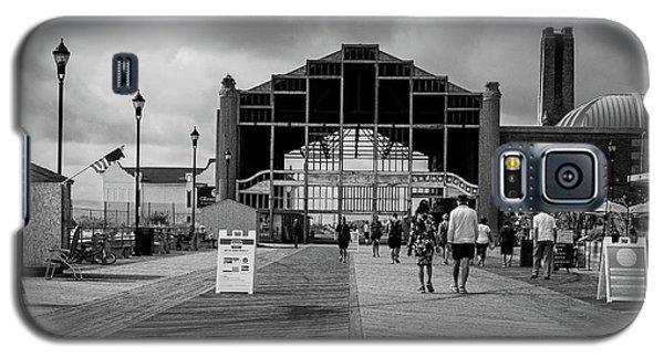 Asbury Park Boardwalk Galaxy S5 Case