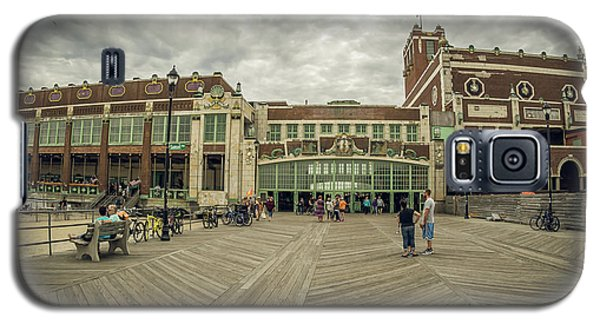 Asbury Park Convention Hall Galaxy S5 Case