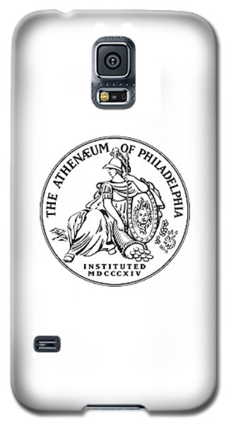 Athenaeum Of Philadelphia Logo Galaxy S5 Case