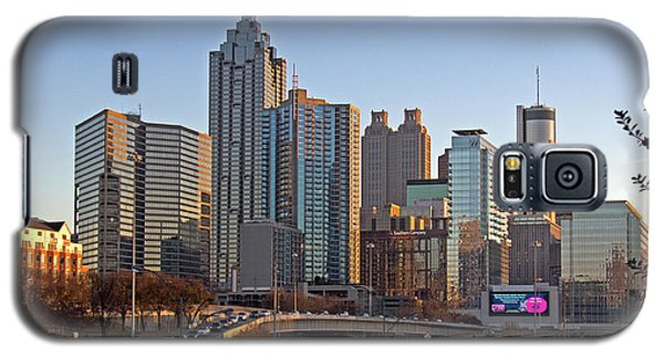 Atlanta - Downtown View Galaxy S5 Case