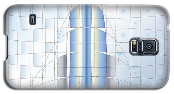 Atomic Rocket Galaxy S5 Case