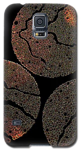 Atoms Ink Artwork Galaxy S5 Case