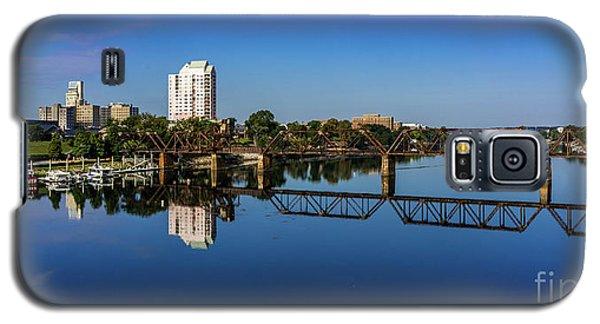 Augusta Ga Savannah River Panorama Galaxy S5 Case